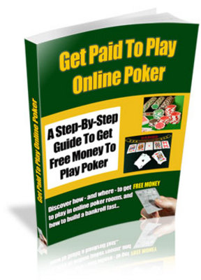 Product picture Get Paid to Play Poker Online