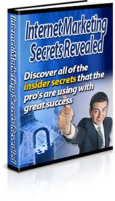 Product picture Internet Marketing Secrets Revealed