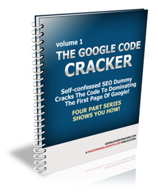 Product picture The Google Code Cracker