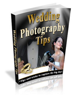 Product picture Wedding Photography Tips